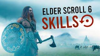 Elder Scrolls 6: 10 REMOVED Skills Players Want Brought Back