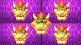 Mario Party The Top 100 MiniGames - Mario Vs Luigi Vs Wario Vs Rosalina (Master Difficulty)