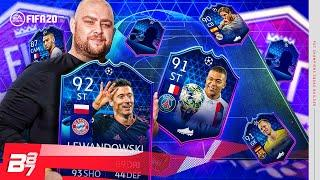 USING A FULL TEAM OF THE GROUP STAGE TEAM IN FUT CHAMPIONS! | FIFA 20 ULTIMATE TEAM