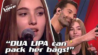 Jade sings 'Homesick' by Dua Lipa   The Voice Stage #29