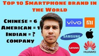 Top 10 smartphone company in the world 2020 | Best smartphone brand in the world 2020