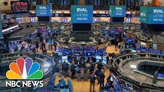 Stocks Plunge At Market Open, Dow Down 1800 Points | NBC News Special Report