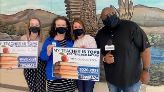 Georgia elementary school teachers honored for Teacher Appreciation Week