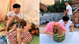 Watch top new comedy videos 2020! Family video2020! Lovely kids! Part 25