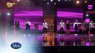 Top 10 Group Performance – 'He Still Loves Me' – Idols SA | S16 | Live Shows | Mzansi Magic