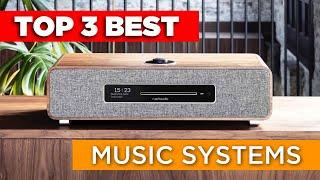 Top 3 Best Music Systems | Yamaha VS Ruark VS Tivoli