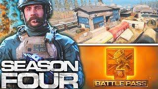 Modern Warfare: All MAJOR Changes In The MASSIVE 1.22 Update! (SEASON 4)