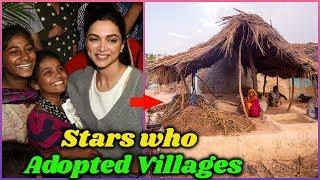 10 Bollywood Stars Who Adopted Villages