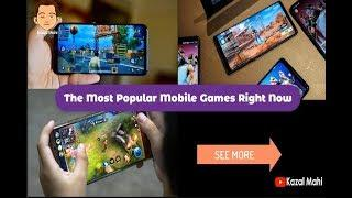 The Most Popular Mobile Games Right Now | TOP 10 Games | 2019