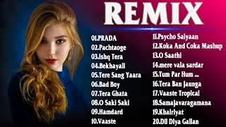 NEW HINDI REMIX MASHUP SONG 2019 - Nonstop party dj mix   | New Punjabi Song 2019