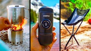 TOP 10 BEST CAMPING GEAR AND GADGETS 2020