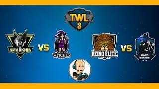 ∆N∆RKHI∆ vs EVIL WITCHES - TWL (TOP WAR LEAGUE) - CLASH ON !!