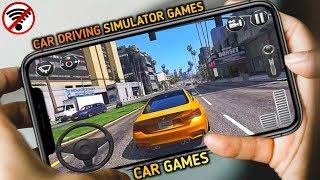 Top 10 Best Car Driving Simulator Games Android & iOS 2019