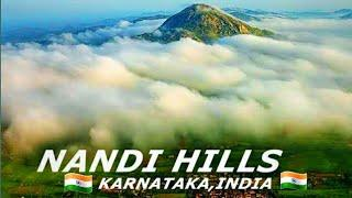 Nandi Hills Bangalore|Hill station | Best Tourist Place|  #karnataka# INDIA
