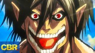 10 Strongest Attack on Titan Characters