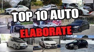 TOP 10 AUTO ELABORATE IN ITALIA !!! by Stefano GTI