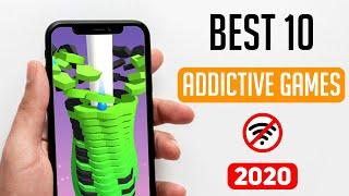 Top 10 Most Addictive Games for Android 2020 | Best Offline Addictive Games for Android