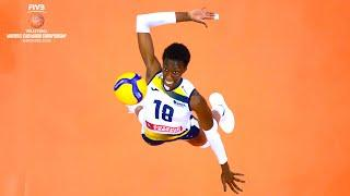 Showtime! Paola Ogechi Egonu unstoppable! | Top Scorer | Women's Volleyball Club World Champs 2019