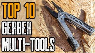TOP 10: BEST MULTI TOOL 2020 (GERBER MULTI TOOLS)