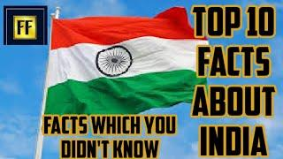 Facts about India / Top 10 facts about India / interesting facts / amazing facts / Indian facts/fact