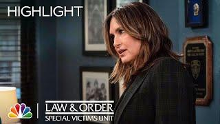 Benson Can't Understand a Woman Hurting Another Woman - Law & Order: SVU
