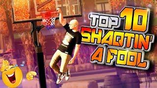 TOP 10 SHAQTIN' A FOOL NBA 2K20 Style #37 - Highlights & Funny Moments