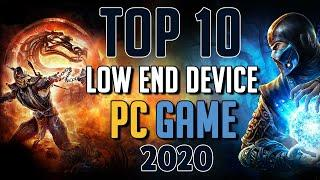 TOP 10 Low End PC Games    4GB RAM, NO Dedicated Graphics Card Required    2020 #nktechofficial