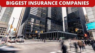 TOP 10 BIGGEST INSURANCE COMPANIES IN THE WORLD
