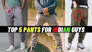Top 5 Pants Every GUY Should Have IN 2021 | What are Harem Pants ? | Zahid Akhtar
