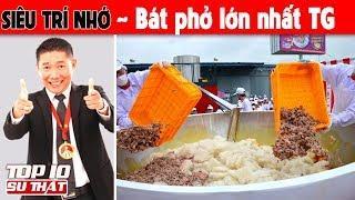Top 10 Kỷ Lục Thế Giới Người Việt Nam Đang Nắm Giữ Gây Chấn Động Thế Giới ► Top 10 Thú Vị