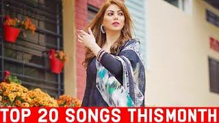 TOP 20 SONGS OF THE MONTH JANUARY | BEST VIDEO OF JANUARY 2021 | LATEST PUNJABI SONGS 2021 | T HITS