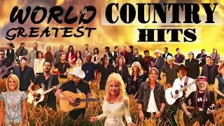 Top Hits Best Old Country Songs Of All Time - Best Classic Country Love songs Ever