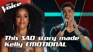 Brock Ashby sings 'Use Somebody' by Kings of Leon   The Voice Stage #9