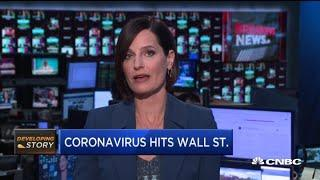 Coronavirus update: Several Wall Street employees test positive for COVID-19