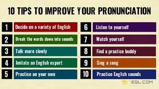 How to Improve Your English Pronunciation: 10 Tips to Talk Like a Native