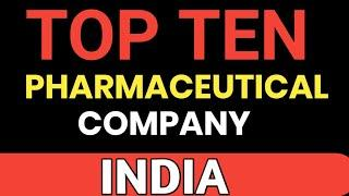 Top 10 Indian Pharmaceutical Companies 2020|Top Ten Pharmaceutical Companies 2020|Top Pharma Company