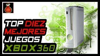 TOP 10 Mejores Juegos de XBOX 360   La Pocion Roja