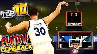 TOP 10 INCREDIBLE COMEBACK Plays Of the Week #40 - NBA 2K20 Highlights