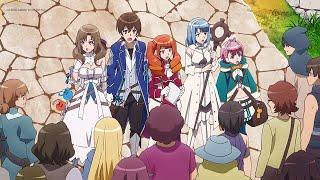 Top 10 Harem Anime with Overpowered Main Character