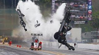 WORST Dragster Crashes 21st Century -【NHRA & ANDRA】
