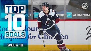 Top 10 Goals from Week 10 | 2021 NHL Season