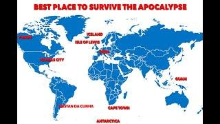 TOP 10: SAFEST COUNTRIES FOR WHEN THE MONEY APOCALYPSE HAPPENS!
