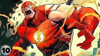 Top 10 Dumbest Powers You Didn't Know Flash Has