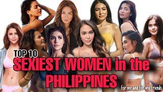 IVANA & NADINE, SEXIEST WOMEN IN THE PHILIPPINES 2020/ TOP 10 SEXIEST WOMEN IN THE PHILIPPINES 2020
