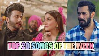TOP 20 HINDI SONGS OF THE WEEK | JUNE 2 - JUNE 10 2020