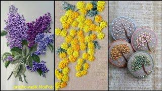 TOP 10 CREATIVE & TRENDY LATEST STYLE HAND EMBROIDERY DESIGNS COLLECTION