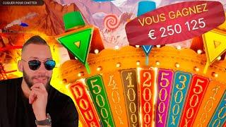 Streamer CRAZY MONSTER MONEY WIN on Crazy Time Slot - TOP 10 BEST WINS OF THE WEEK !