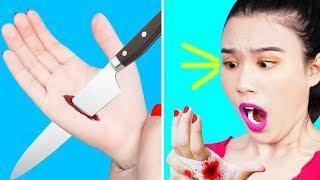 Girl DIY! TOP FUNNY PRANKS ON FRIENDS! Funny DIY Pranks Compilation | Best Prank Wars & Funny Tricks