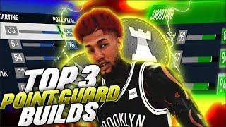Top 3 Best Point Guard Builds in NBA 2K20! Most Overpowered Builds in NBA 2K20! *After Patch 10*