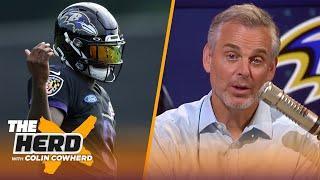 Herd Hierarchy: Colin's Top 10 NFL teams heading into Week 1 | THE HERD